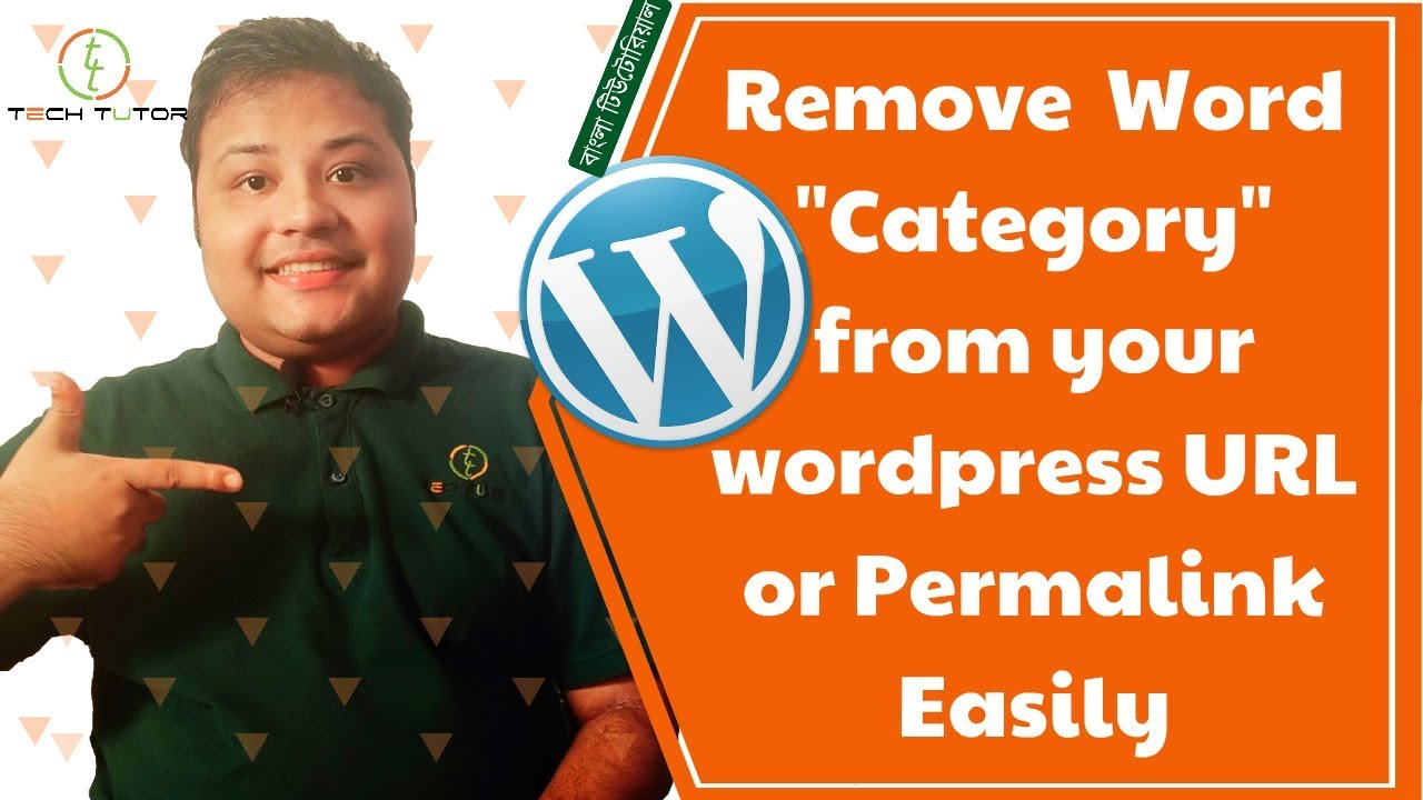"How to Remove the Word ""Category"" from your WordPress URL or Permalink Easily   