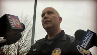 Beaverton police spokesman describes shooting