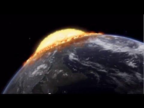 NASA: La Terre Est Condamnée ;  Un astéroïde géant va frôler la terre[Doc Choque]