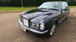 1998 Bentley Arnage Green Label