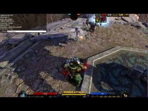 видео: panzar(Панзар) игра берсерком 30-уровня Светлый overlord