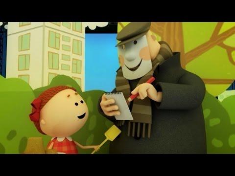 Опасные незнакомцы мультфильм