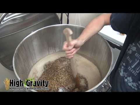 Wort Hog 1 Bbl Two-Vessel Demonstration