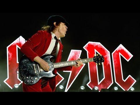 AC/DC  Полный концерт   Берлин 2015
