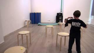 Студия Актер  Актерская схема на киноплощадке   Упражнения для 4 5 лет  15