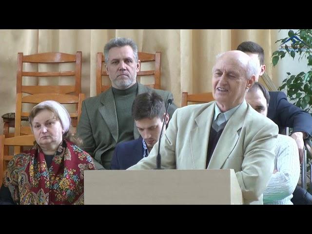 Ожидающим Христа /10 марта 2019/Рудометкин П.С.