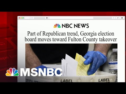 GOP-Led Panel To Review Fulton County's Elections