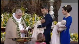 3 Christening of Prince Vincent & Princess Josephine (14 April 2011) Thumbnail