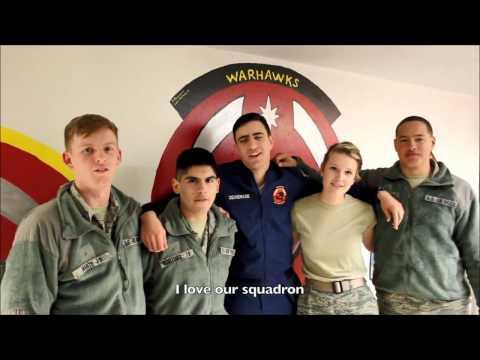 CS40 Recognition Spirit Video - I love USAFA - 40 Days until Recognition 2017