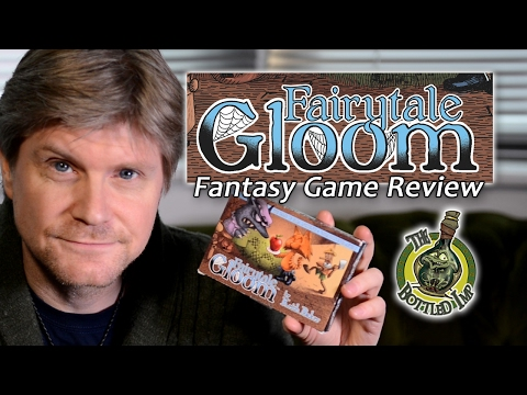 'Fairytale Gloom'- Fantasy Board Game Review