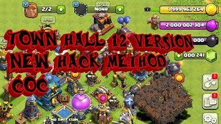 Town hall 12 hack server of clash of clan (COC)10.322.10 2018 new version, in all Hindi and English