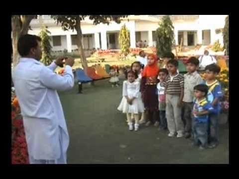 SHAKIR SCIENCE HIGHER SECONDARY SCHOOL KHANGARH Flower show .flv ...