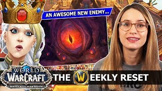Alliance Bias In The New Raid And AT LAST... N'Zoth Awakens! World of Warcraft News