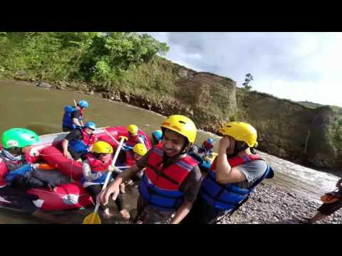 Rafting Lebong in BENGKULU Province  EX DPPKA KOTA BENGKULU #MTMA
