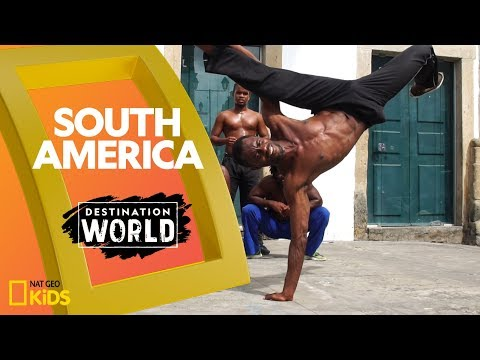 South America | Destination World