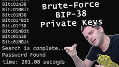 Recover your Encrypted Bip38 Private Key - Install Guide