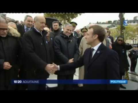 Alain Juppé, En Marche pour les Européennes?