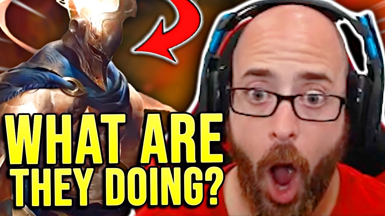 WHAT IS THIS PANTHEON DOING IN TOP LANE?! - SRO 60 Days to Masters