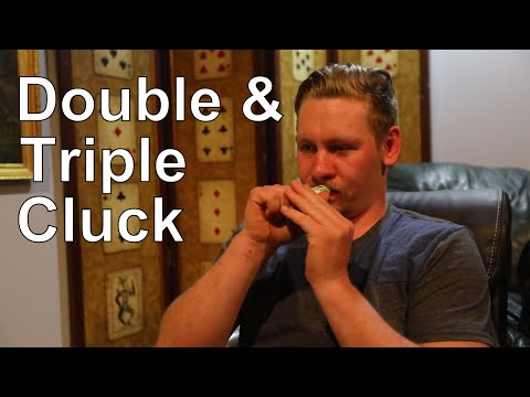 How to do the Double and Triple Cluck | Goose Calling Tutorial