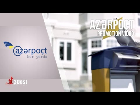TV COMMERCIAL - AZERPOST