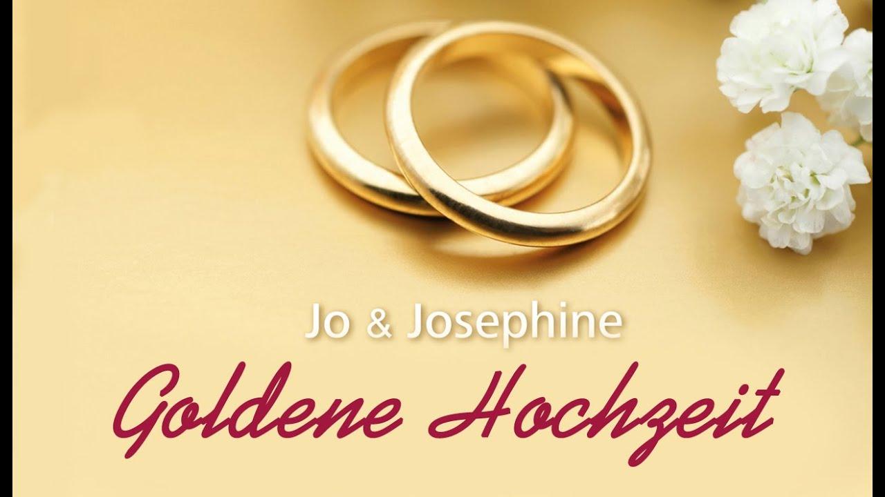 Lied Zur Goldenen Hochzeit Goldene Hochzeit