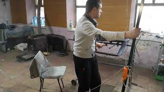 Обучение удалению вмятин без покраски в Днепре