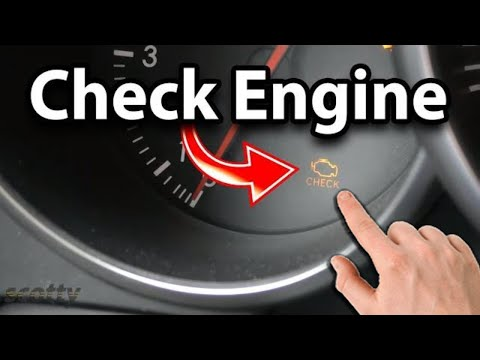Check Engine Light Comes On and Off in Your Car? What it Means - DIY with Scotty Kilmer