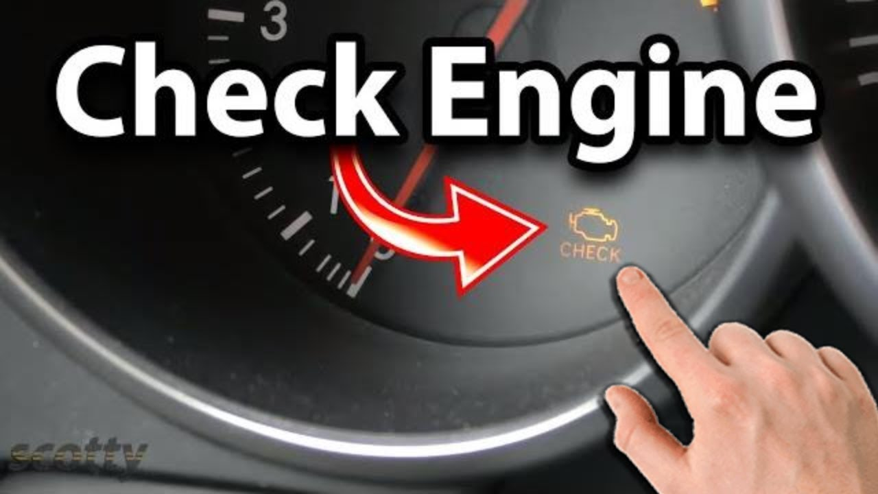 Check Engine Light Comes On And Off In Your Car What It Means Youtube Installtrailerwiring2011kiasorento118506644jpg