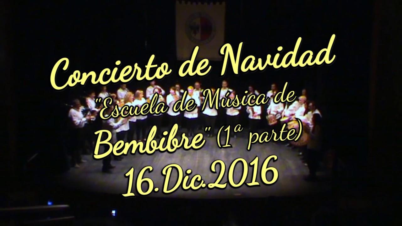 concierto de navidad escuela de msica de bembibre parte diciembre