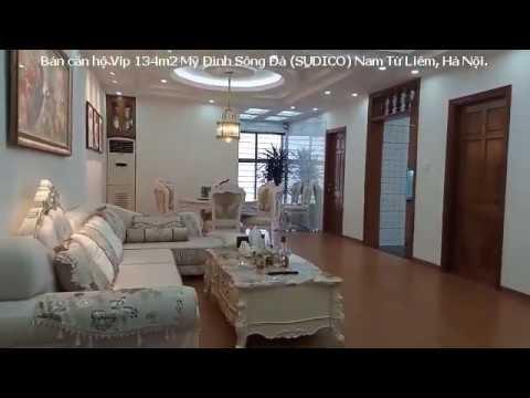 GIÁ SIÊU RẺ – Bán gấp căn hộ Vip 134m2 Mỹ Đình Sông Đà SUDICO Nam Từ Liêm, HN- LH 033 7544 885