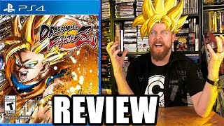 DRAGON BALL FIGHTERZ REVIEW - Happy Console Gamer