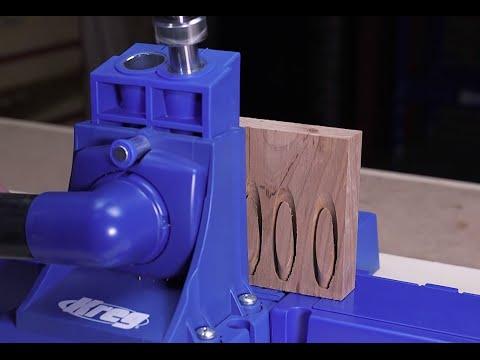Pocket Hole Plug Cutter by Kreg