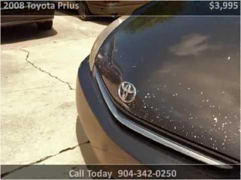 2008 Toyota Prius Used Cars St Augustine FL