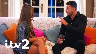 Love Island: The Christmas Reunion | Georgia and Sam's Confrontation Gets Heated! | ITV2
