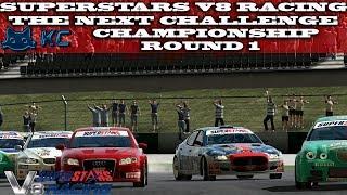 Gaming :Superstars V8 Racing The Next Challenge (PC) 🚗 Championship Round 1