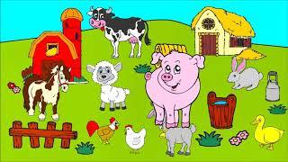 Learn Farm Animals in English