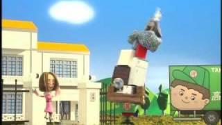 懐かしいコマーシャルソングのリズムに乗せて繰り広げられる人形劇の世...