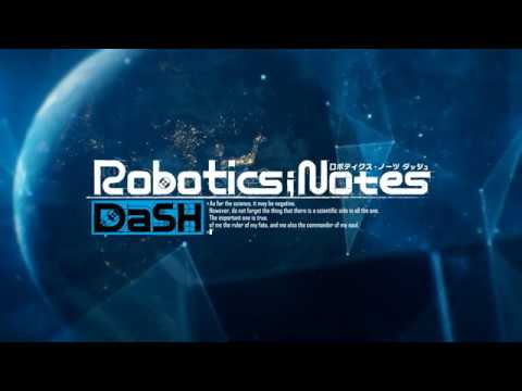 Robotics;Notes DaSH OP - HiRes 4K UltraHD