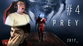 Prey - Difficoltà Incubo - Gameplay ITA - Walkthrough #4 [PC ultra graphics] by Berna