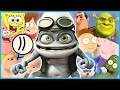 Crazy Frog Axel F Animated Films COVER mp3