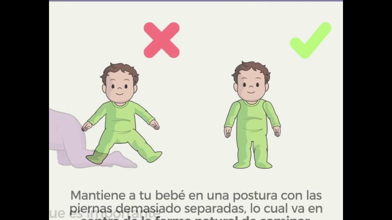 Edad del bebe para usar andadera