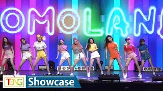 Gambar cover [Full ver.] MOMOLAND(모모랜드) 'BAAM'(배앰) Showcase (Fun to the world, Only one you, Joo E, Nancy)
