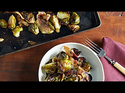 Ina's Balsamic Brussels Sprouts | Food Network