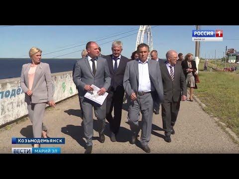 Скоро «Бендериада»: Глава Марий Эл провел выездное совещание в Козьмодемьянске