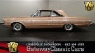 1965 Plymouth Sport Fury - Louisville - Stock #1773