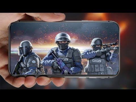 Critical OPS: Procurando CSGO Mobile É ESSE!!! Nostalgia CS 1.5 - Omega Play
