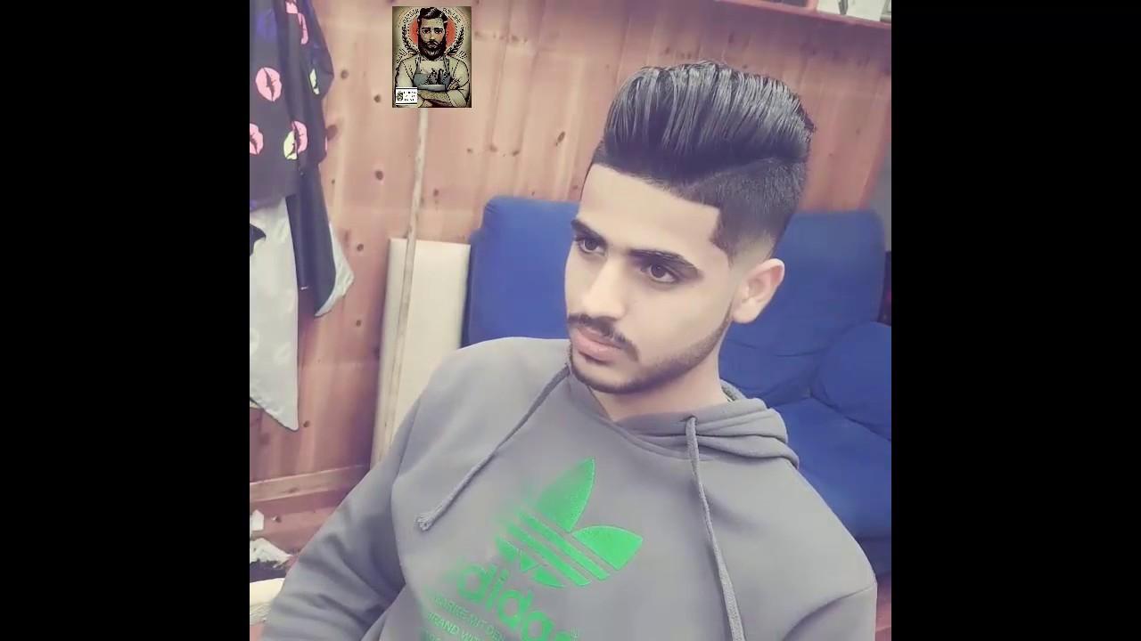 1d7644dcf72b6 جديد اجمل قصه شعر فلسطينيه 2017 لدي صالون  جيمي  نابلس - YouTube
