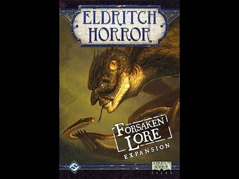 Eldritch Horror Episode 1  Yig