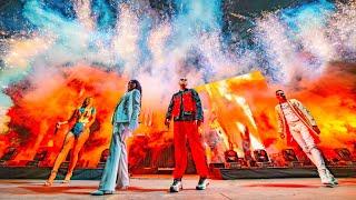 Music video by dj snake, selena gomez, ozuna, cardi b performing taki (live at coachella) (2019).