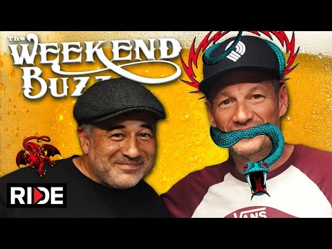 Steve Caballero & Mike McGill: New Tricks & Lance! Weekend Buzz Season 3, ep. 117 pt. 2